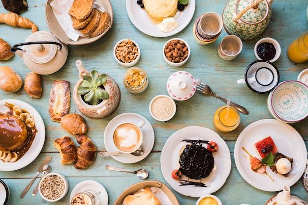 Prima colazione Foto Premium