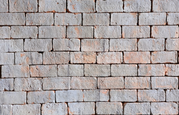 Sfondo texture muro di mattoni. stile retrò Foto Premium