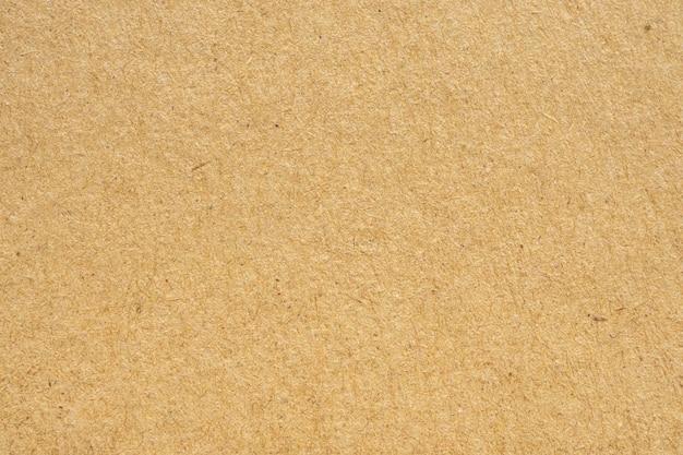 Priorità bassa del cartone di struttura della carta kraft riciclata eco marrone Foto Premium