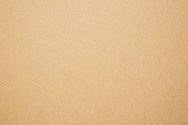 Priorità bassa del cartone di struttura del foglio kraft riciclato eco di carta marrone Foto Premium