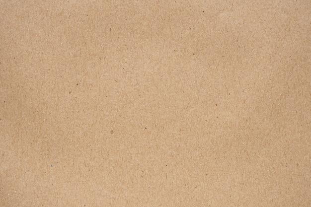 Brown riciclare la priorità bassa di struttura del sacchetto di carta Foto Premium