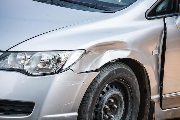 Incidente d'auto Foto Premium