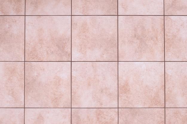 Struttura del pavimento di piastrelle di ceramica Foto Premium
