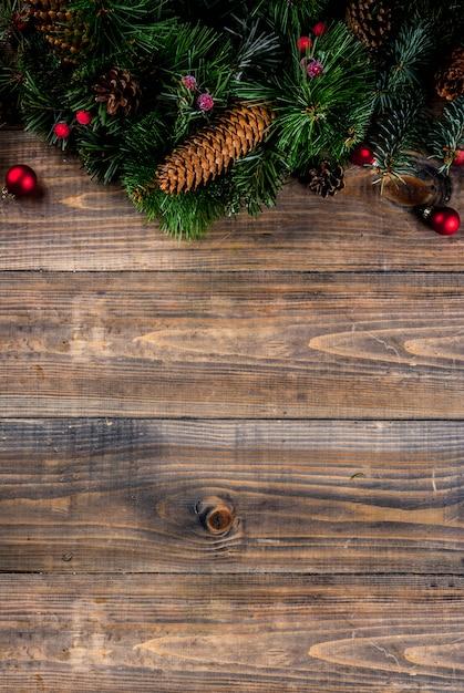 Decorazioni Tavolo Natale Con Pino E Legno  2022