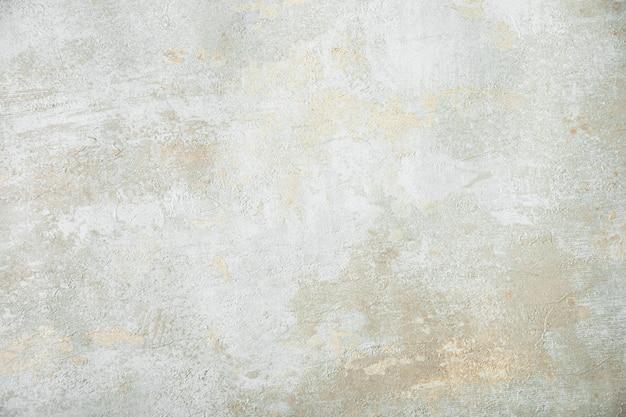 Parete strutturata grigia dello stucco del primo piano Foto Premium