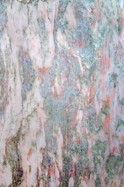 Chiuda sul wiew al reticolo di pietra di marmo Foto Premium