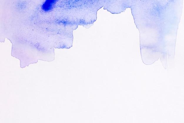 Copia spazio sfondo blu acquerello Foto Premium
