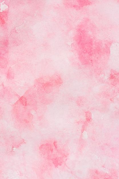 Copia spazio rosa sfondo acquerello Foto Premium