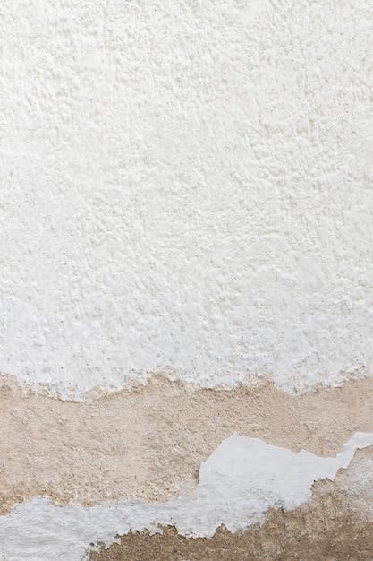 Copia spazio muro di cemento bianco Foto Premium