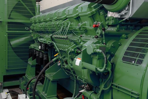Generatore diesel Foto Premium