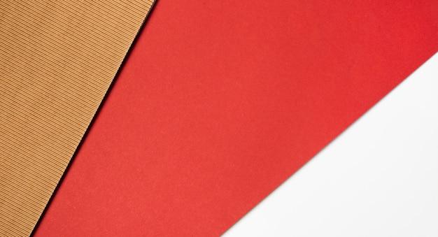 Diversi colori di carta Foto Premium