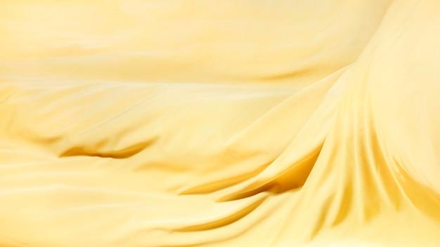 Concetto di seta elegante e astratto Foto Premium