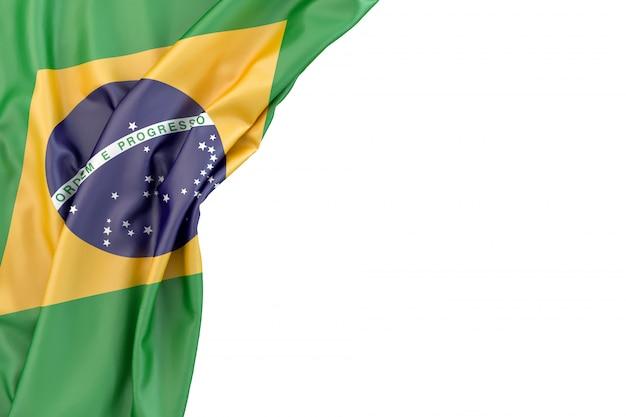 Bandiera del brasile Foto Premium