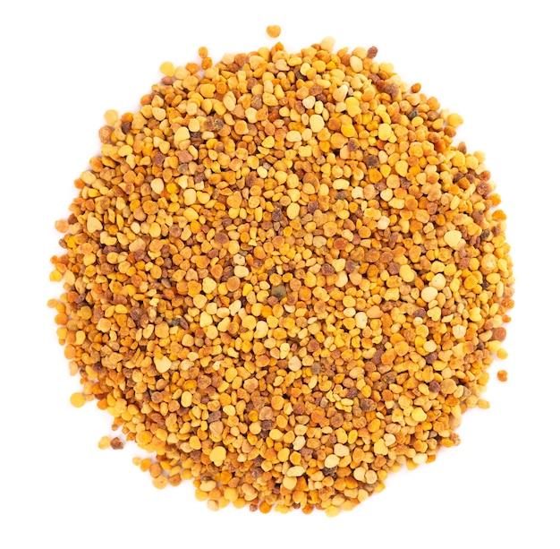 Granuli di polline di fiori Foto Premium