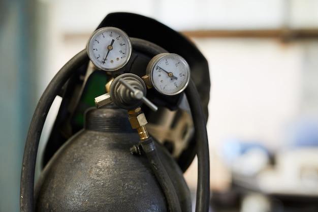 Cilindro del gas Foto Premium
