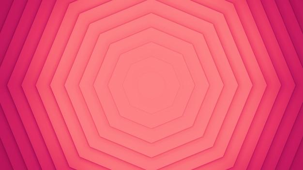 Sfondo astratto geometrico. Foto Premium