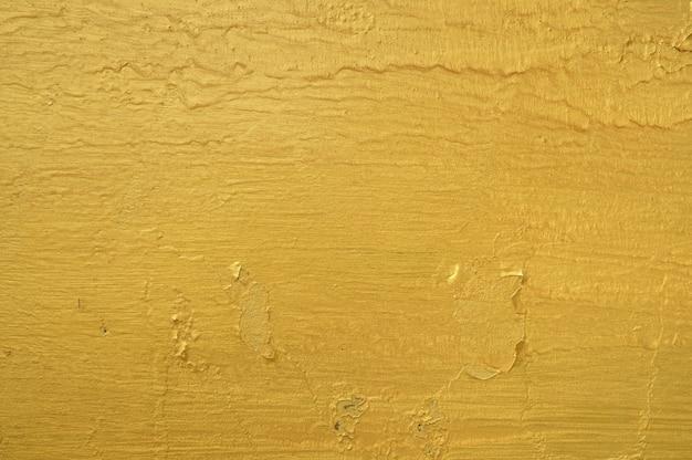 Struttura dorata della priorità bassa della parete Foto Premium