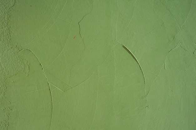 Superficie di cemento verde Foto Premium