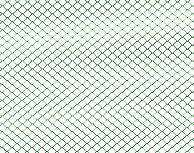 Rete metallica verde Foto Premium