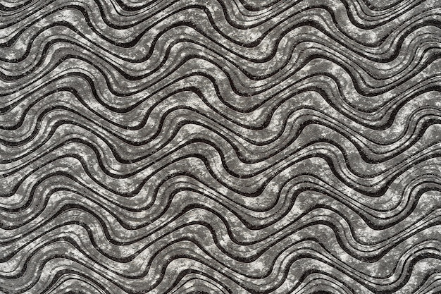 Fondo di legno senza cuciture grigio, marrone e nero di progettazione della carta da parati del abstarct del modello Foto Premium