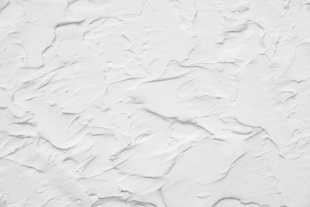 Struttura concreta bianca di lerciume. Foto Premium