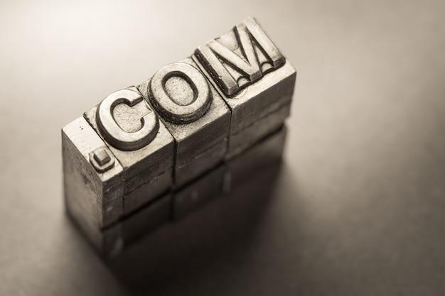 Internet, www, sito web e .com Foto Premium