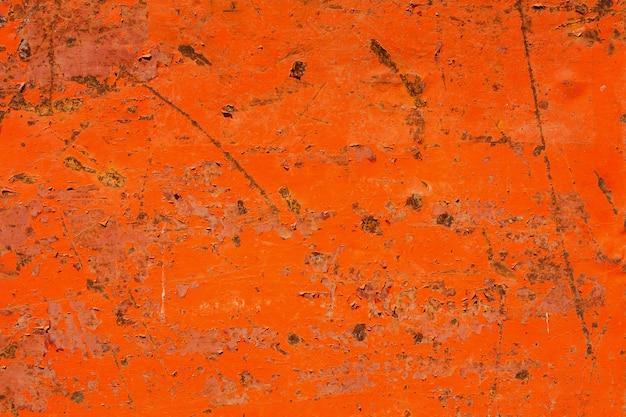 Struttura del fondo della ruggine della superficie del metallo del ferro Foto Premium