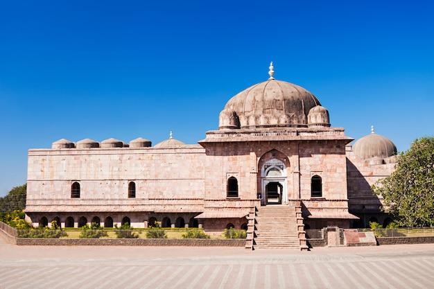 Jama masjid, mandu Foto Premium