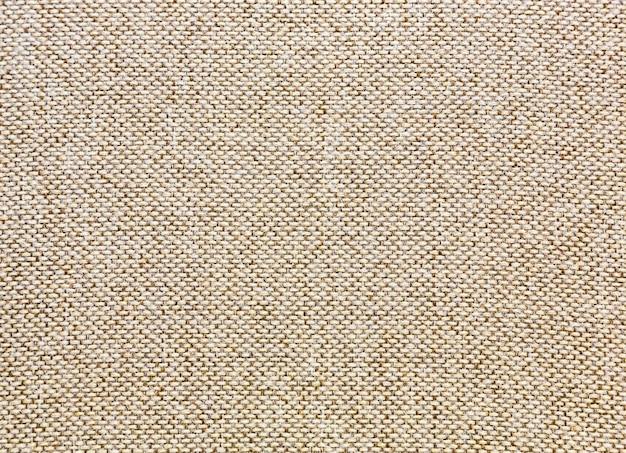 Trama di lino naturale chiaro per lo sfondo Foto Premium