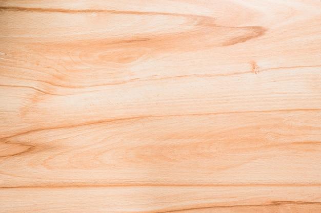Sfondo di legno di colore chiaro minimalista Foto Premium
