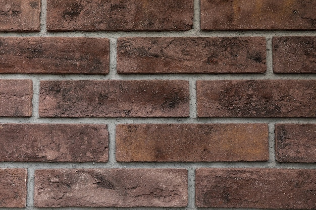 Fondo moderno di struttura del muro di mattoni. Foto Premium