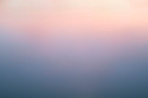 Sfumatura rosa-blu sfocata ghiacciata naturale. Foto Premium