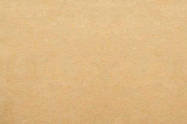 Vecchio cartone riciclato marrone di struttura della carta di eco Foto Premium