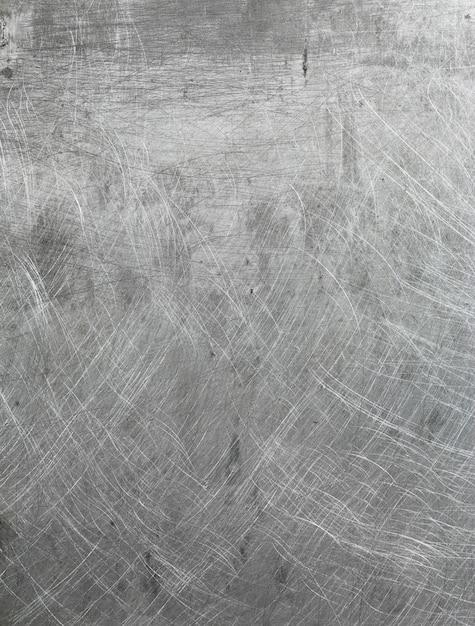Vecchia priorità bassa d'acciaio di piastra metallica del grunge Foto Premium
