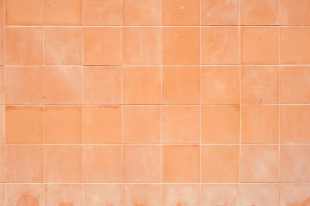 Vecchia superficie di piastrelle Foto Premium
