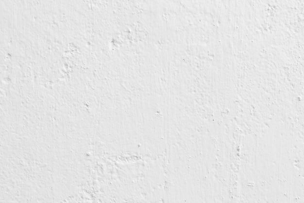 Vecchia struttura bianca del muro di cemento Foto Premium