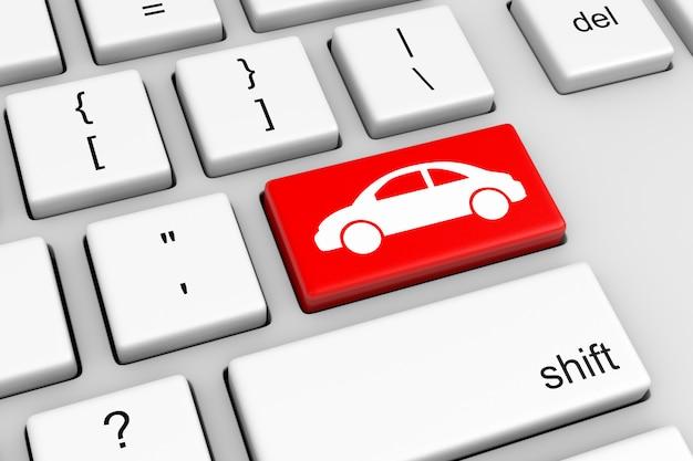 Assicurazione auto online Foto Premium