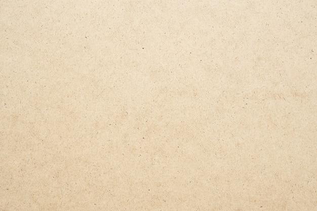 Riciclare la trama della superficie del cartone della carta kraft Foto Premium