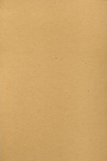 Priorità bassa di struttura di carta marrone riciclata. Foto Premium