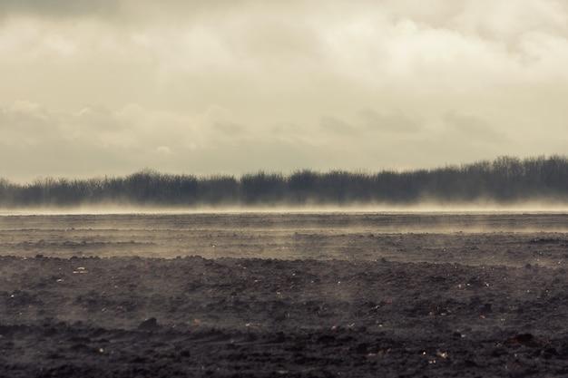 Scena rurale Foto Premium