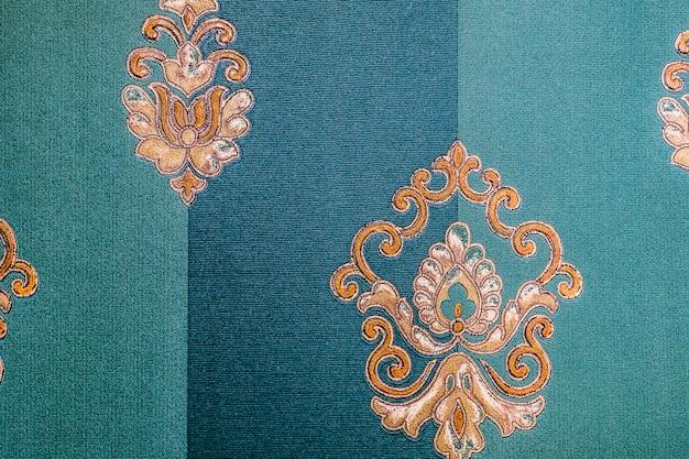 Sfondo trasparente con ornamenti floreali. Foto Premium