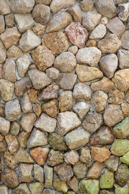 Sfondo muro di pietra Foto Premium