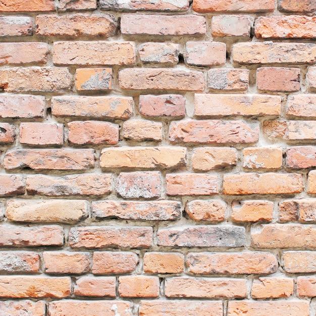 Muro di mattoni street Foto Premium