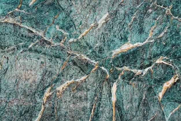 Texture di una lastra di marmo verdastro alpino Foto Premium