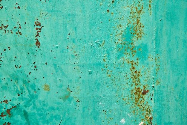 Texture di un vecchio sfondo muro di sabbia incrinata Foto Premium