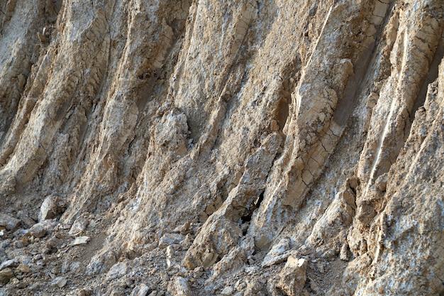 Texture pietre rocciose. Foto Premium