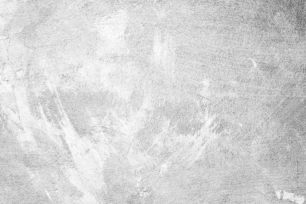 Fondo della parete della pittura della superficie della pietra di cemento bianco Foto Premium