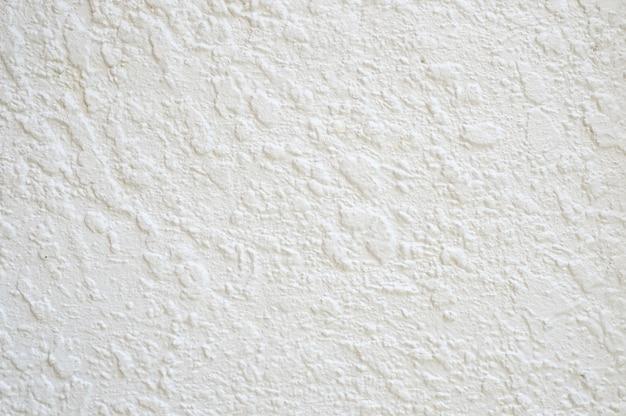 Sfondo bianco muro di cemento Foto Premium
