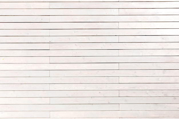 Struttura di legno bianca Foto Premium