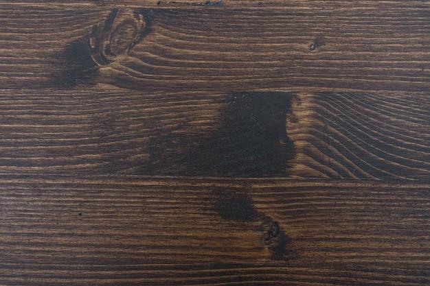 Struttura in legno marrone. Foto Premium
